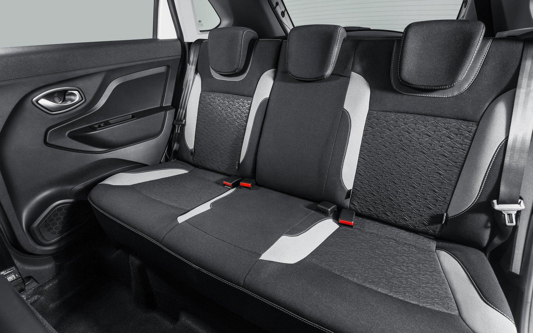 Lada xray crossover 2018 for Lada 09 salon